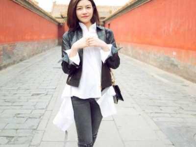 长的像陈妍希的女孩 陈妍希就像个邻家小女孩