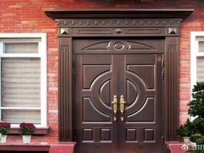 防盗门颜色与风水 选择防盗门的颜色及方位禁忌