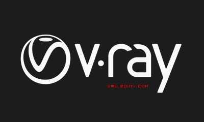 vray英文版 Vray3.6 for 3dsmax 2018/2016/2015/2013 64位中英文版