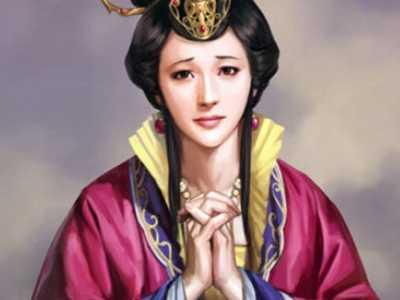 刘备老婆甘夫人邪恶 刘备睡觉最喜欢的动作
