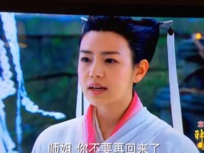 陈妍希小龙女剧情 新神雕侠侣陈妍希小龙女被指撞脸俞灏民