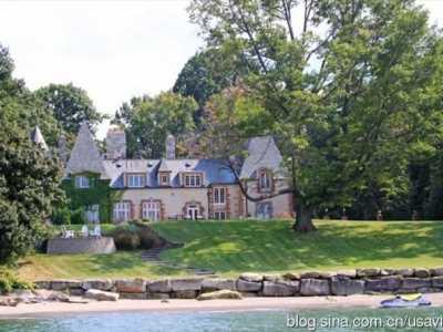 杰克逊豪宅 实拍迈克尔杰克逊生前居住过的城堡豪宅