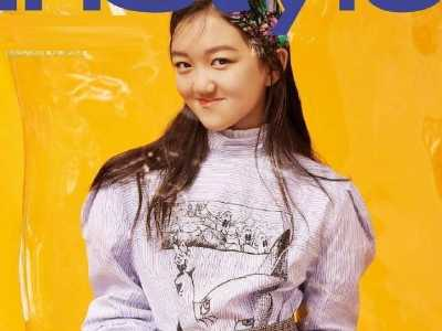 俩个字25画 才12岁的李嫣已经赚了几百万