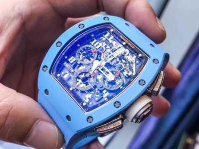 理查手表 理查德为什么能用十几年时间变成顶级腕表