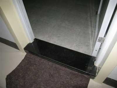 门口门坎石风水 门槛石的安装注意事项