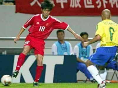 李明落选世界杯 02年世界杯米卢弃用李明是什么原因