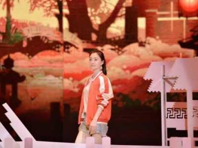 我的新衣王丽坤舞蹈秀 《我的新衣》王丽坤扇子舞绝技惊艳全场