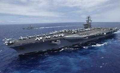 世界上最大的造船厂 为何美国海军却世界第一