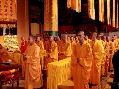 佛经早晚课 佛教早晚课的真实含义