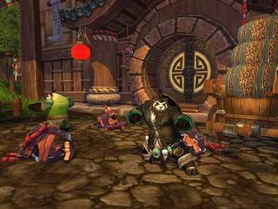 魔兽世界传奇玩家 《魔兽世界》传奇玩家在新手村升到120级