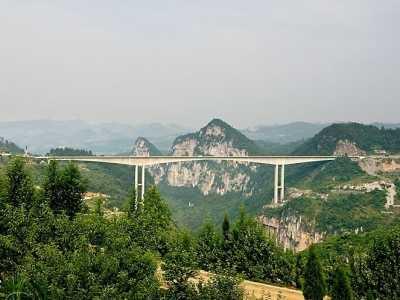 世界最大的桥在哪里 世界十大最高桥梁