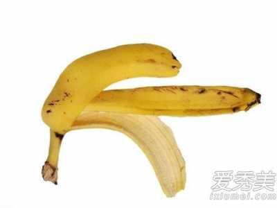 香蕉皮美容 香蕉皮可以美白牙齿吗